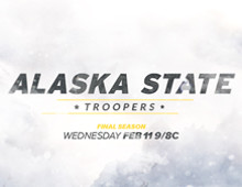 National Geographic: Alaskan State Troopers