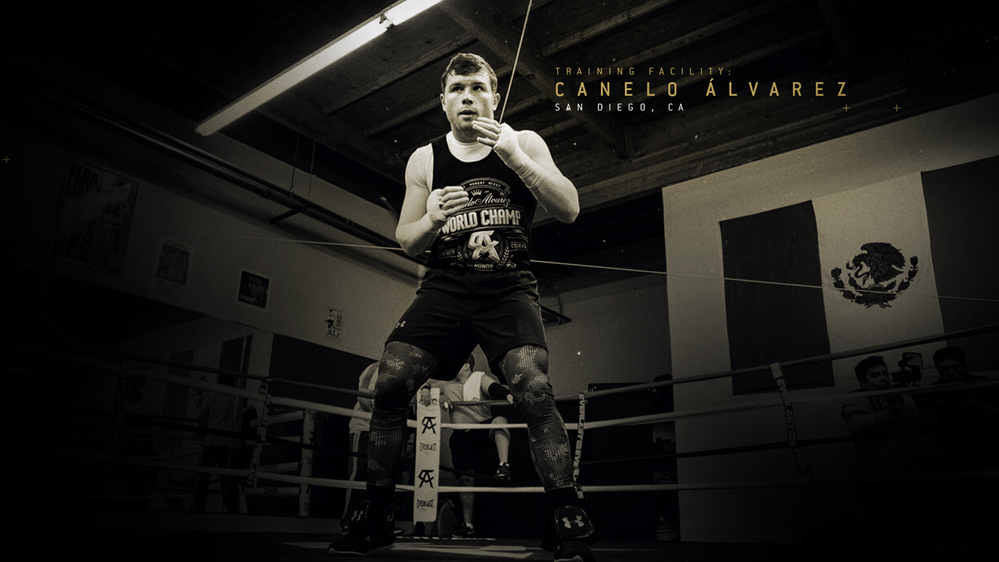 HBO Sports: The Road to Canelo Alvarez vs. Liam Smith Promo design frames