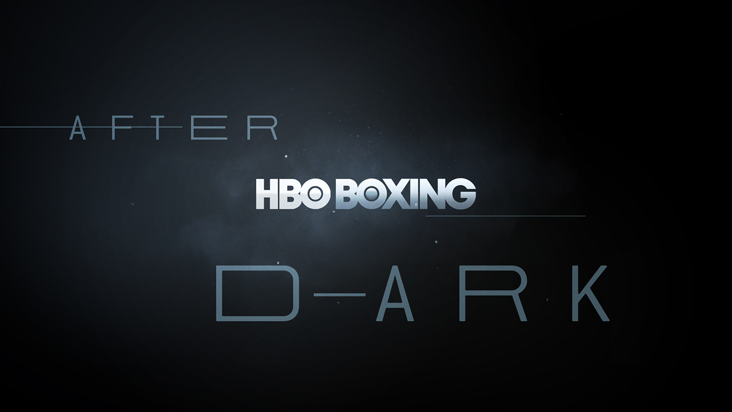 HBO Sports: World Championship Boxing & Boxing After Dark Promo Elements
