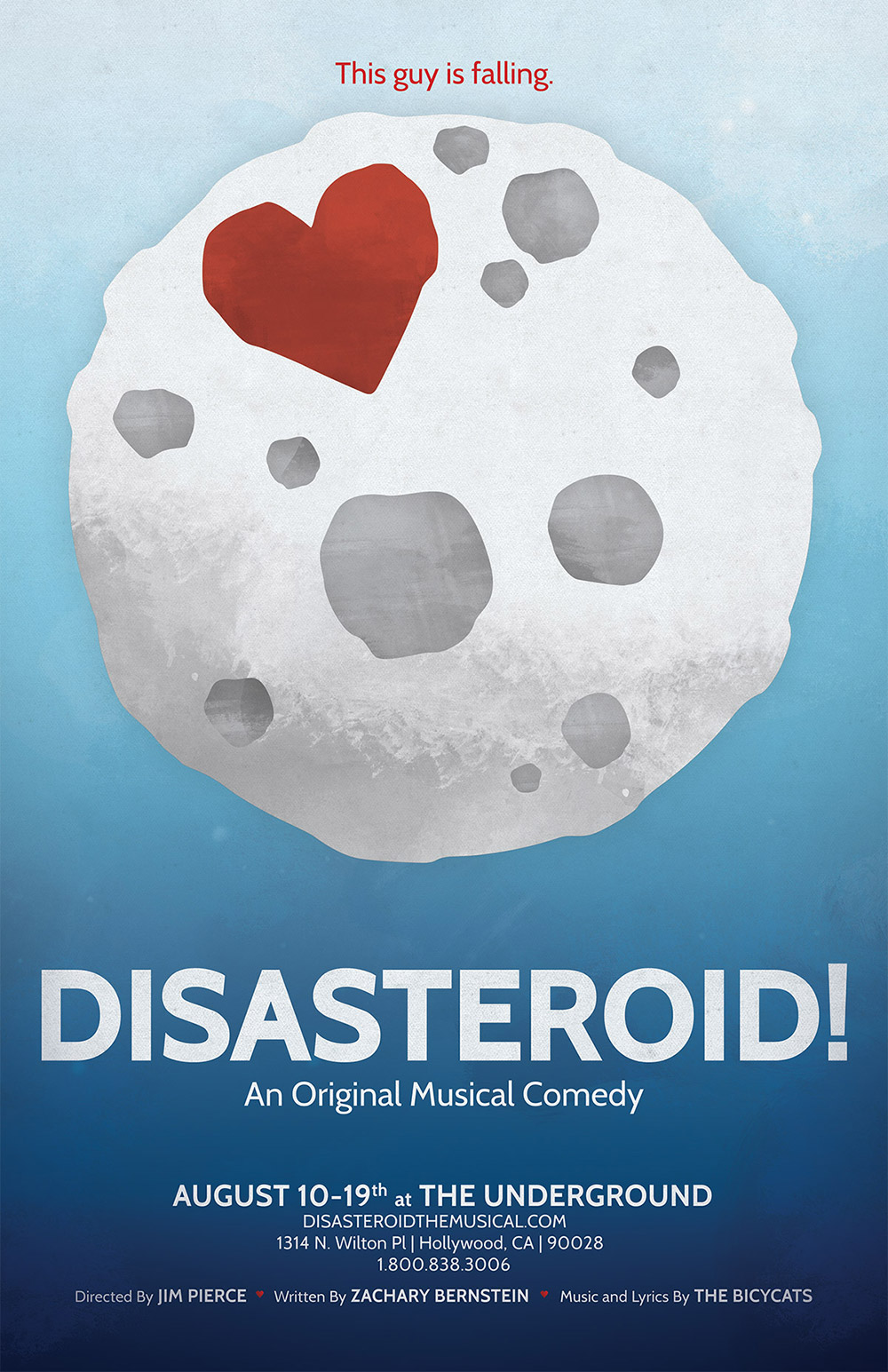Disasteroid! Posters