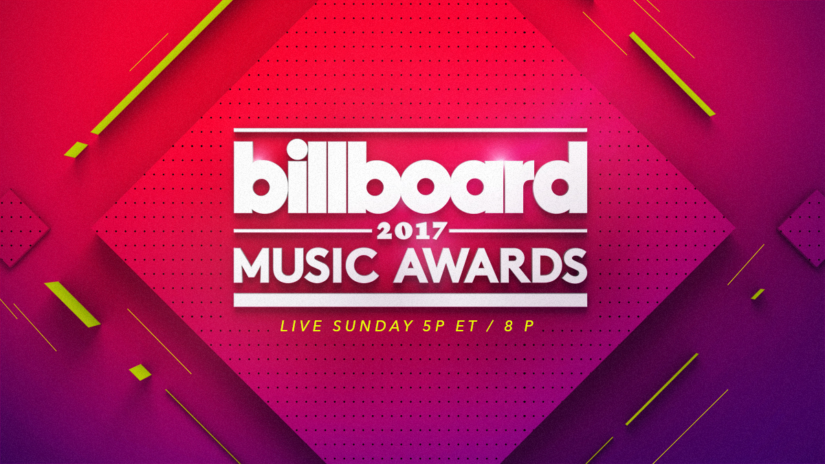 2017 Billboard Music Awards Promo Pitch Frames